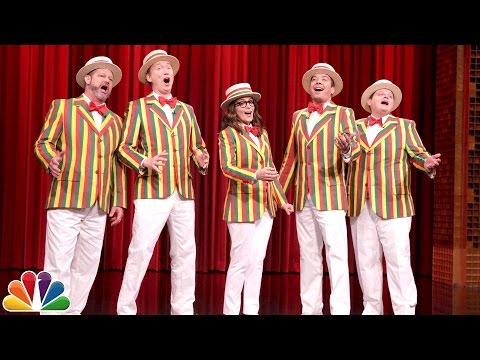 The Ragtime Gals: That's What I Like (w/ Tina Fey)