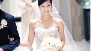 安田美沙子 純白ドレスで笑顔の挙式 熊田曜子、夏川純ら祝福 タレントの...