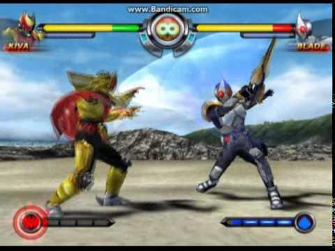 Kamen Rider Climax Heroes : Kiva vs Blade