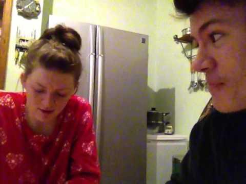 Kilogram of Steel or Kilogram of Feathers, Asking my Sister reaction