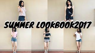 SUMMER LOOKBOOK 2017 (Philippines) | Ann V