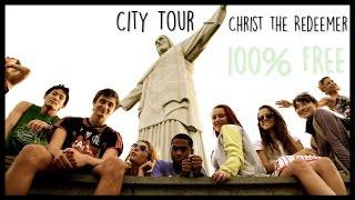 Caminhos City Tour - Cristo - 100% Free - Rio de Janeiro