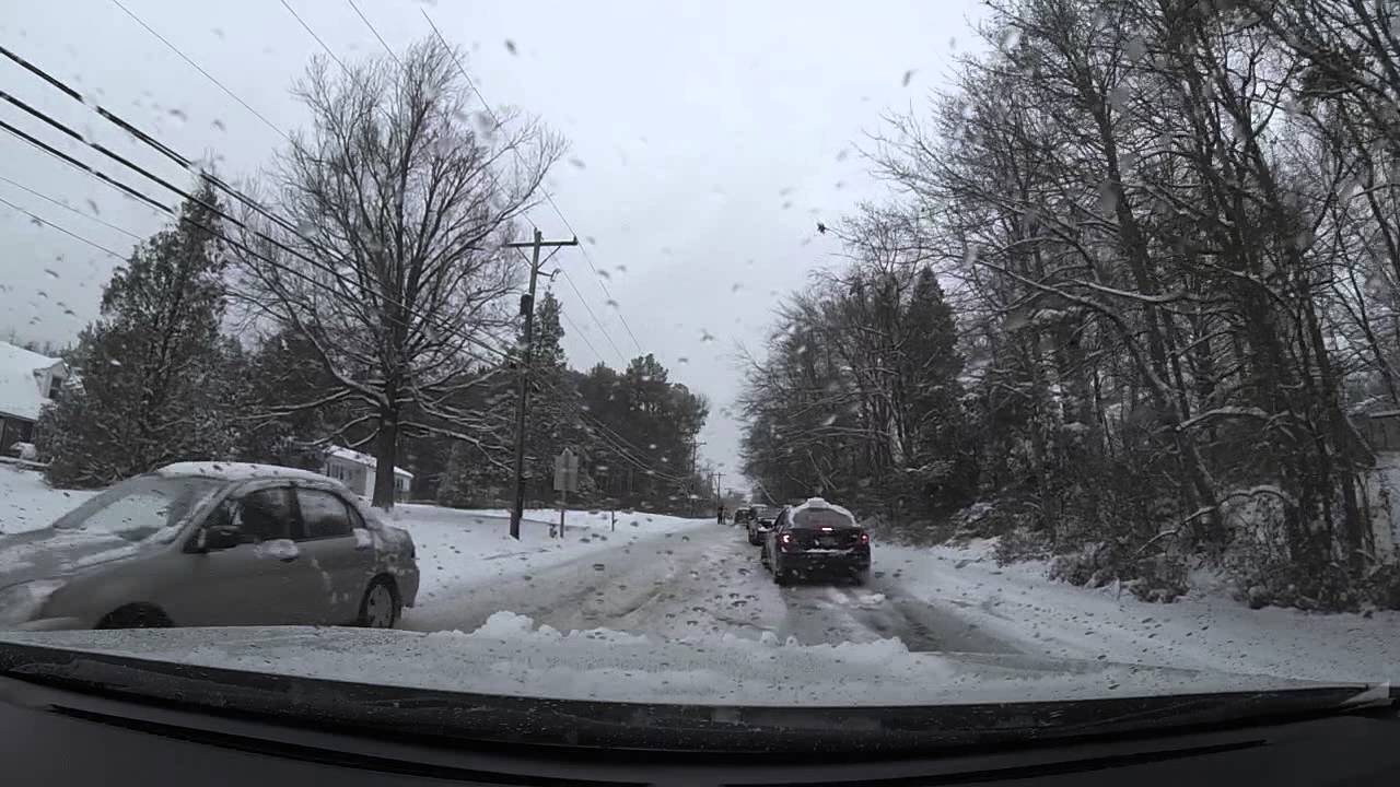 2013 subaru outback 36r up hill in snow youtube vanachro Images