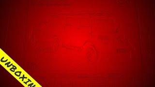 Unboxing ICM L1500S LF 8 1:35 / Розпакування ICM L1500S LF 8 1:35