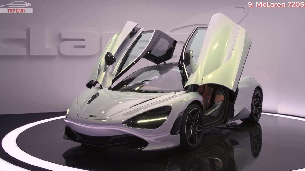 Top Cars Top Hypercar Debuts In Upcoming