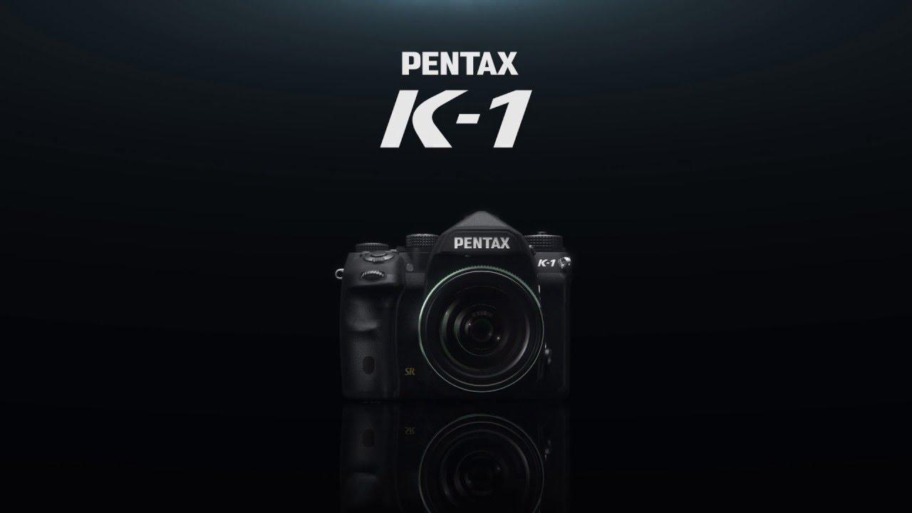 Pentax K-1 Full Frame DSLR Camera (Body Only) 19569   Ricoh