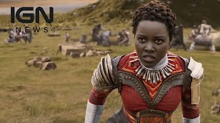 Black Panther's Lupita Nyong'o to Star in Jordan Peele's New Movie - IGN News