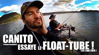 Il teste le FLOAT-TUBE pour la 1ERE FOIS DE SA VIE !