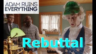 Rebuttal: Adam Ruins Everything - Return-Free Taxes - It's Not That Simple