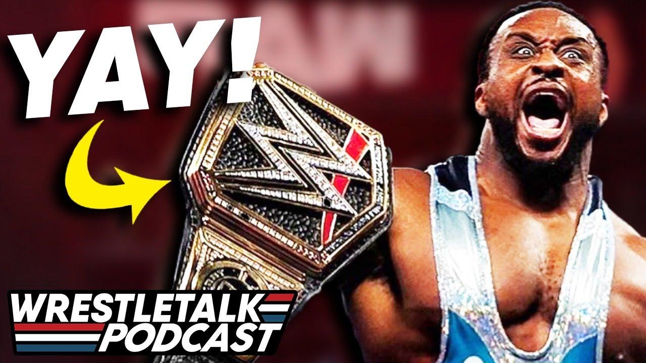 BIG E WINS WWE CHAMPIONSHIP! WWE Raw Sept 13, 2021 Review! | WrestleTalk Podcast