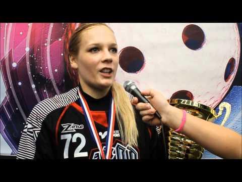 Champions Cup 2011, Final Day : Interview Linnea Lexe (Djurgårdens IF)