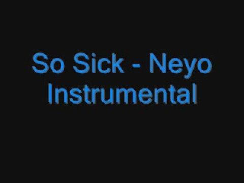 So Sick - Neyo karaoke