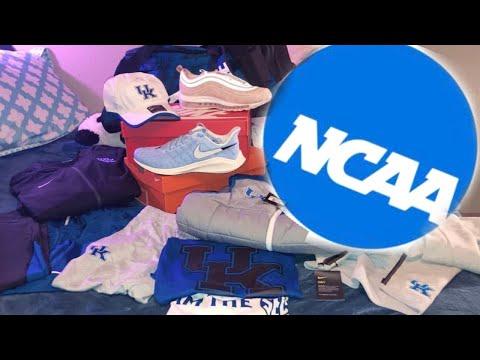 UK NCAA GEAR HAUL 2K19! | Masai Russell ✨|