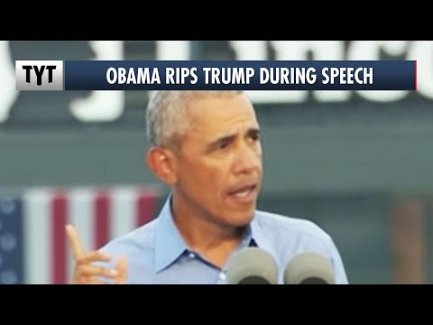Obama Obliterates Trump During Pennsylvania Speech