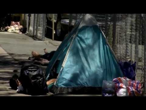 San Diego homeless react in series of attacks