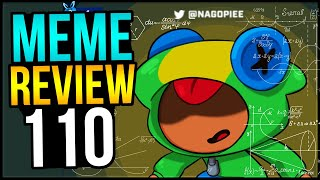 When Randoms Try to Make 500 IQ Plays | Brawl Stars Meme Review #110