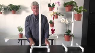 Flower Pot - Hanger - Plant Stand - Assembly For The Wherever Garden By Wherevergarden.com