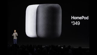 Introducing Apple New HomePod