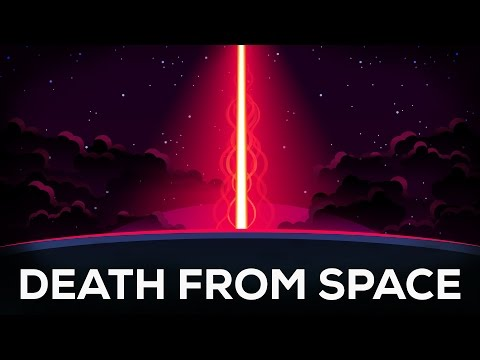 Death From Space — Gamma-Ray Bursts Explained