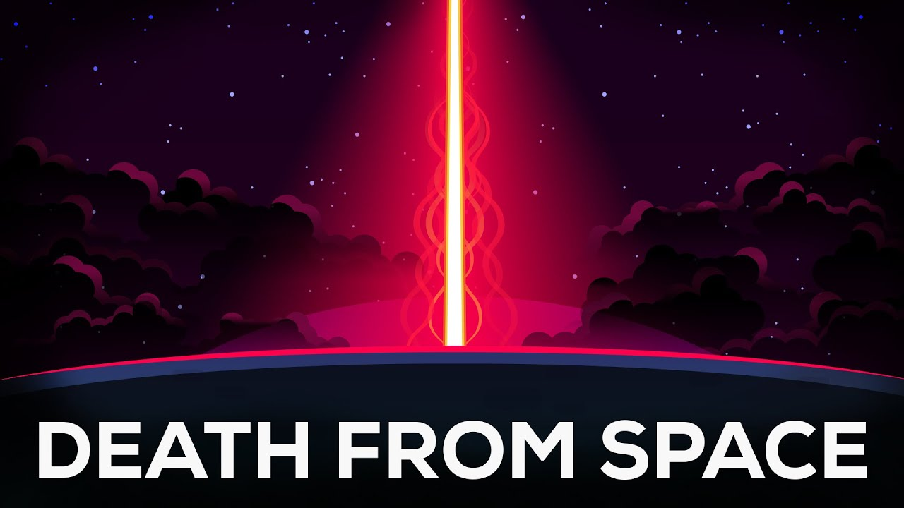 Death From Space Gamma Ray Bursts Explained Youtube