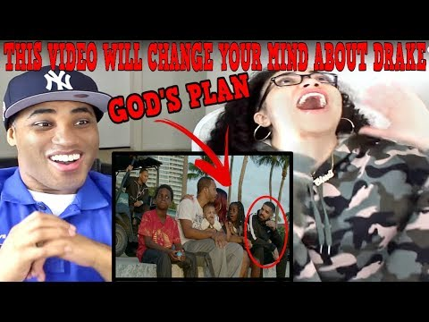 Drake - God's Plan (Official Music Video) REACTION
