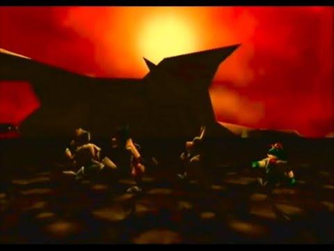 Star Fox 64: Hard Venom Endgame + Good Ending