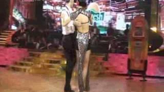 Ngô Thanh Vân & Tisho nhảy Argentine Tango