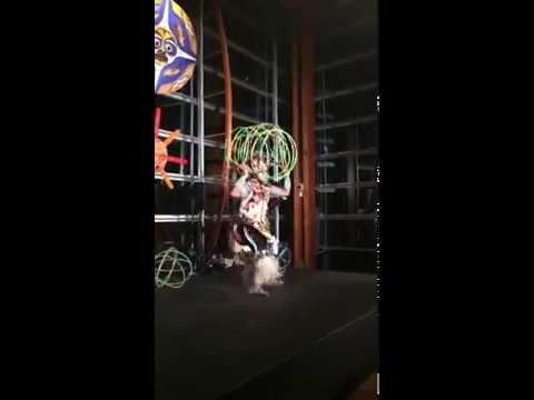 Alex Wells - (Native Thunder) Hoop Dancer