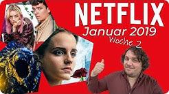 Netflix im Januar 2019 – KW 2