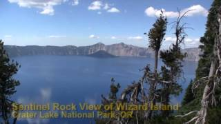 Crater Lake National Park Visit September 2012 - Documentary