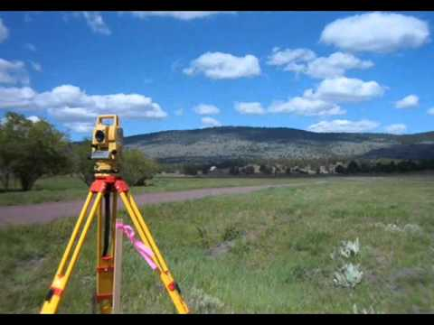 Monitoring survey - Land Surveying