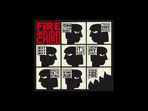 Fire in Cairo - Love and Desire