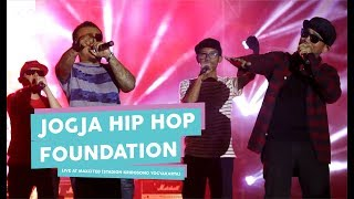 [HD] Jogja Hip Hop Foundation - Jogja ora didol (Live at MAXCITED , Yogyakarta 2017)