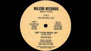 SERENA - Get Your Body Up [Vocal] (12