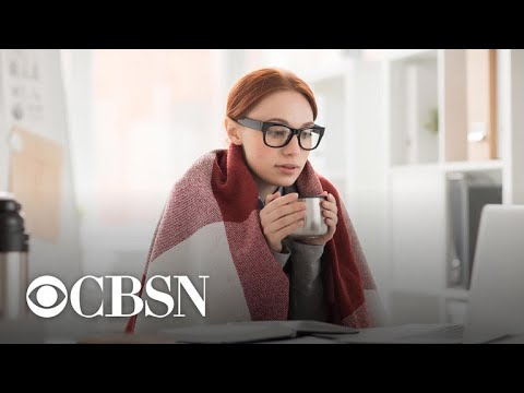 Chilly offices are hurting women's productivity