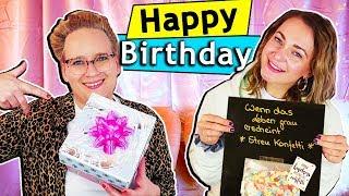 LAST MINUTE Geburtstagsgeschenk - WENN Buch & EXPLODING Box
