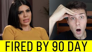 Larissa Has Been Fired by 90 Day Fiance.