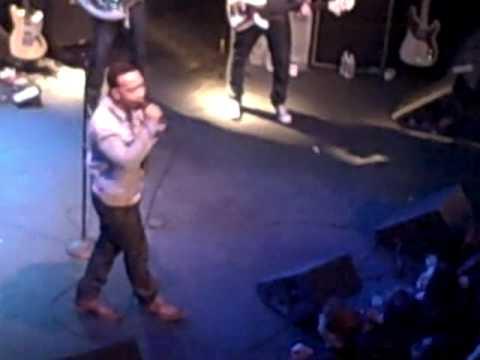 John Legend & The Roots Grammy Weekend 2010