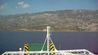 Fähre Insel Pag - Prizna Croatia