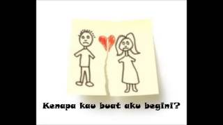 Pergilah Sayang (Lirik) - Zhizen AzaRie