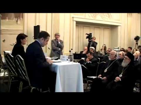 Archon Religious Freedom Conference: View from European Parliamentarians' side of the Bridge