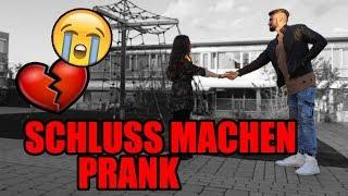 SCHLUSS MACHEN PRANK an meine FREUNDIN !! 💔😢   itsilker