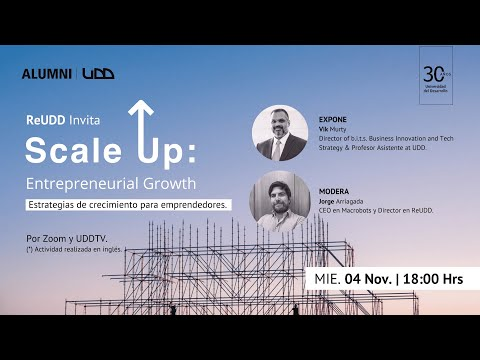 Scale Up: Entrepreneurial Growth