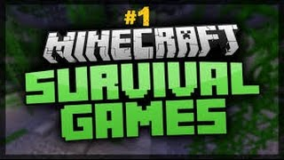 Survival Games | Game 1 | NO COMENTARY |