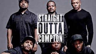 ヒップホップグループ「N.W.A.」の伝記映画『Straight Outta Compton』【映画批評】