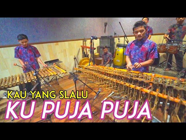 Bassnya Glerr!! KU PUJA PUJA - Versi Angklung New Carehal (Angklung Jogja Malioboro)