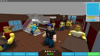 Roblox Cruise Ship Tycoon gameplay ep 3