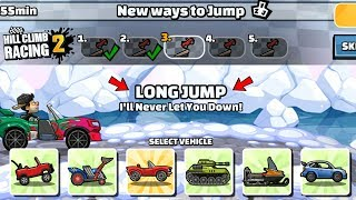 Hill Climb Racing 2 - 40009 points in New Ways To Jump Team Battle