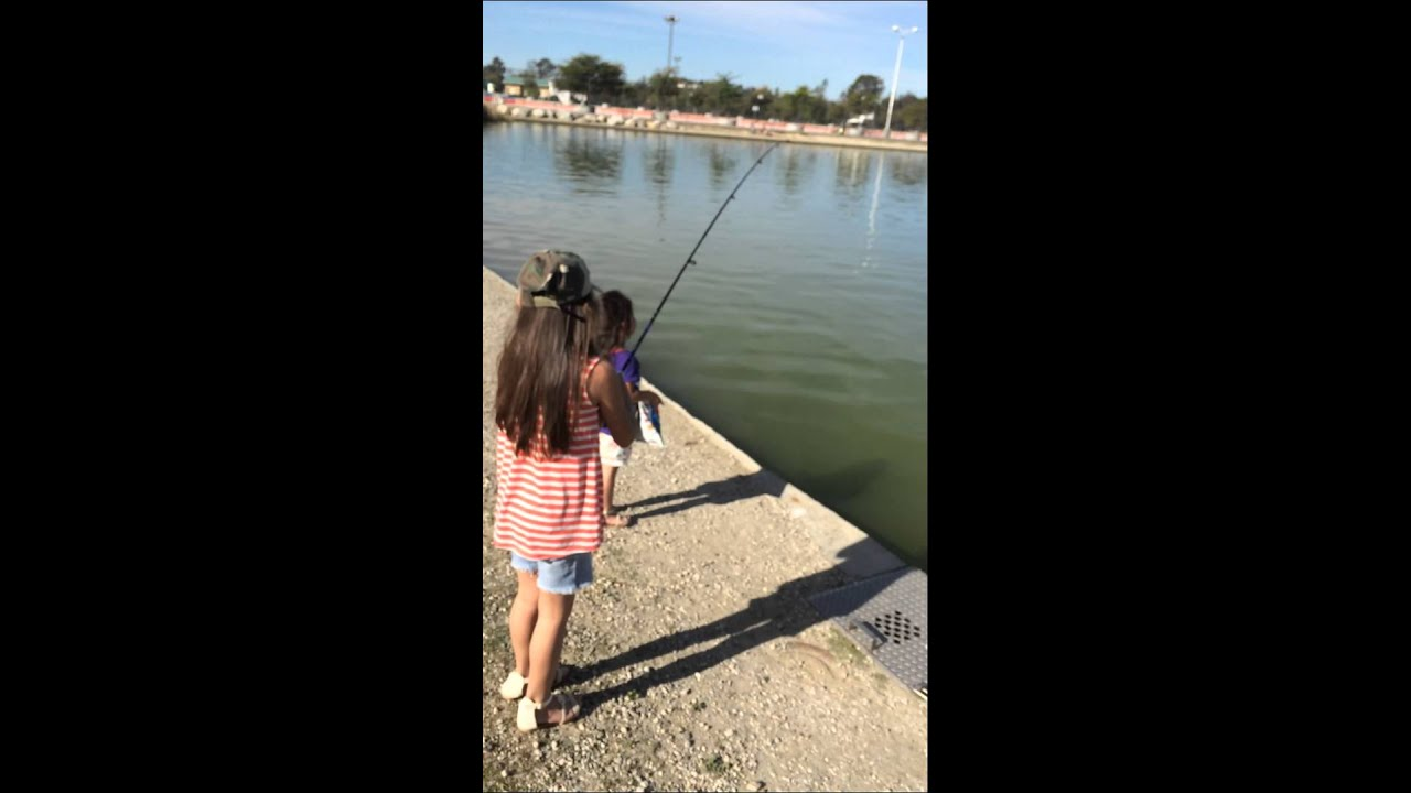 Hansen dam fishing 2015 youtube for Hansen dam fishing
