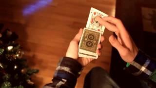 Card Flourish - Snowglobe // Tutorial